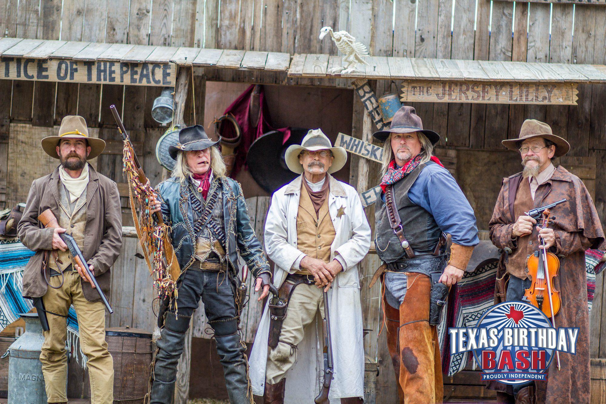 Texas Birthday Bash