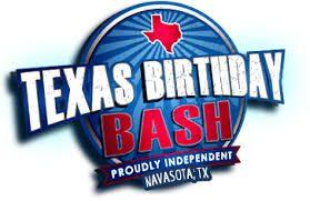 Texas Birthday Bash logo